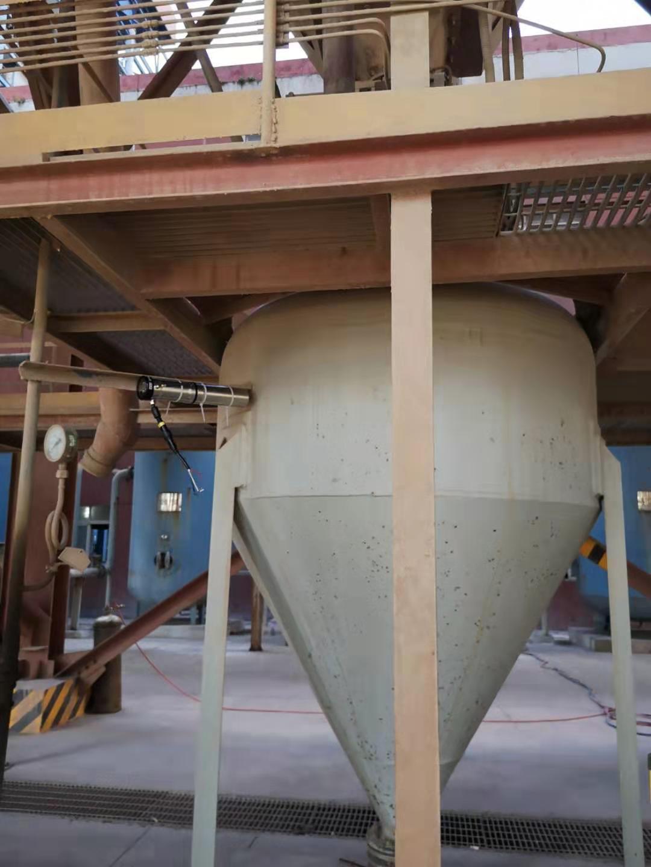无源核子料位计仓泵应用